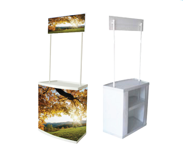 Promotion Counter Plastic Promotion