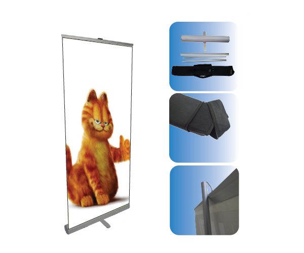 Roll Up Display Luxury Roll Up Stand Malaysia Specialist In Offset Impressive Pull Up Display Stands